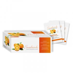 Finedrink - pomarańcza 40 x 0,2 l