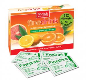Finedrink - Cytryna 50 x 0,2l