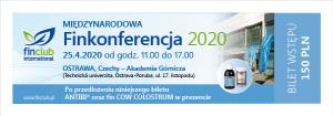FINKONFERENCJA 2020 – pakiet konferencyjny