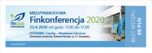 FINKONFERENCJA 2020 – bilet wstępu