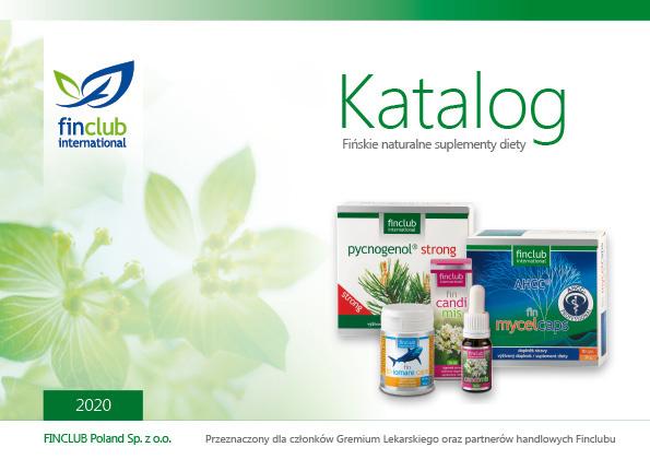 Katalog suplementów diety