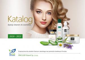 Katalog kosmetyków i dywizji FCC
