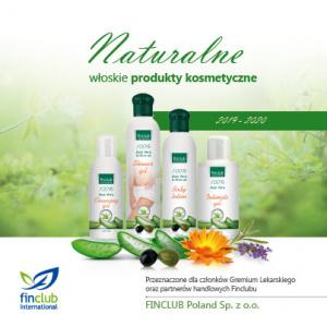 Broszura włoskie produkty kosmetyczne