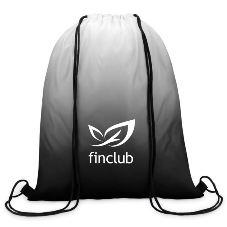 Plecak z logo