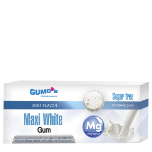 Guma do żucia Maxi White