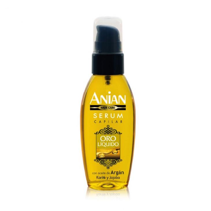 Serum do włosów z olejkiem arganowym 100 ml