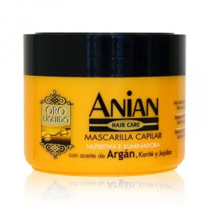 Maska do włosów z olejkiem arganowym