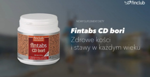 Udoskonalony FINTABS CD bori