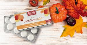 Jesienna nowość fin Colbalancetabs